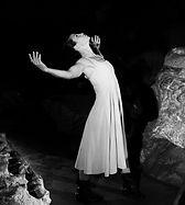 Emmanuelle Faure Professeur de Danse Ecol Tendanse Eve Nîmes