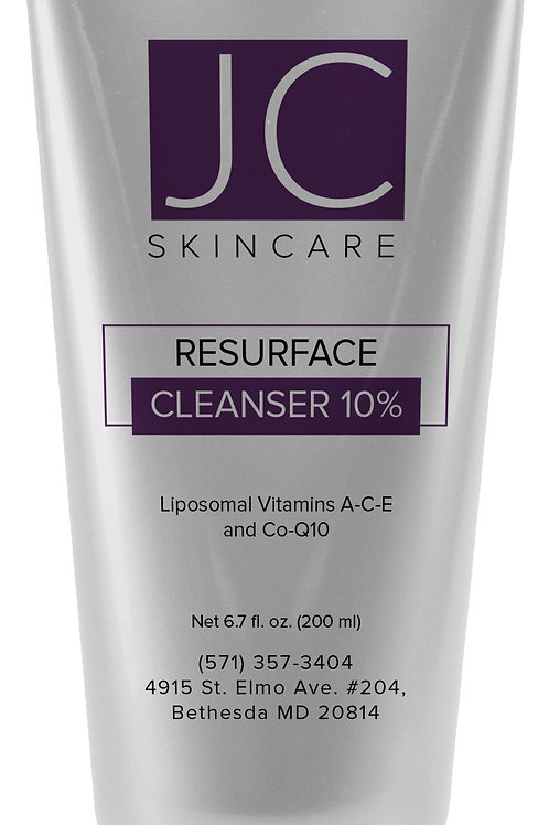 Resurface Cleanser 10%
