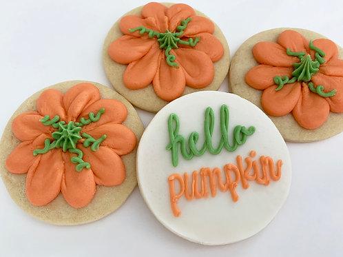 Pumpkin Top Messages -$19+