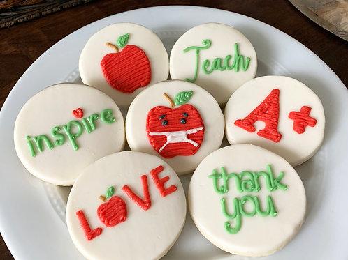 Teacher Appreciation  -  $6+