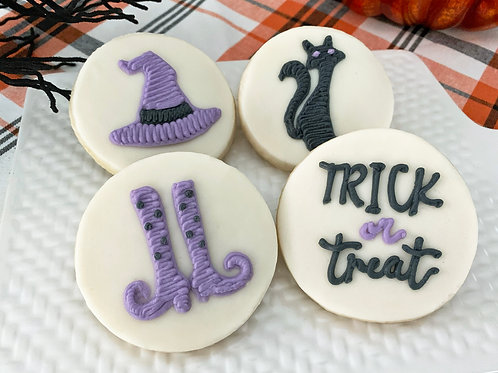 Trick or Treat Witch - $13+
