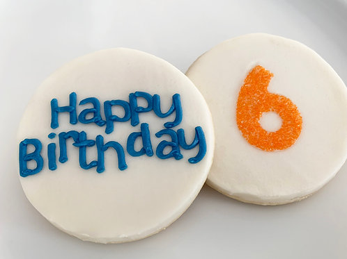 Birthday Sprinkles  -  $18-$30