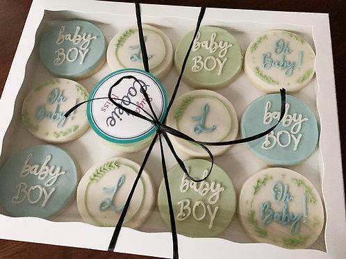 Baby Boy Greenery - $20+