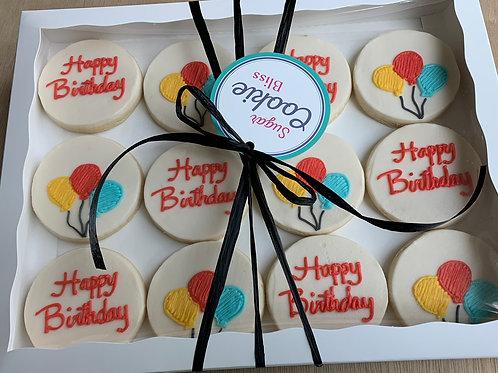 Birthday Balloons  -  $18-$30