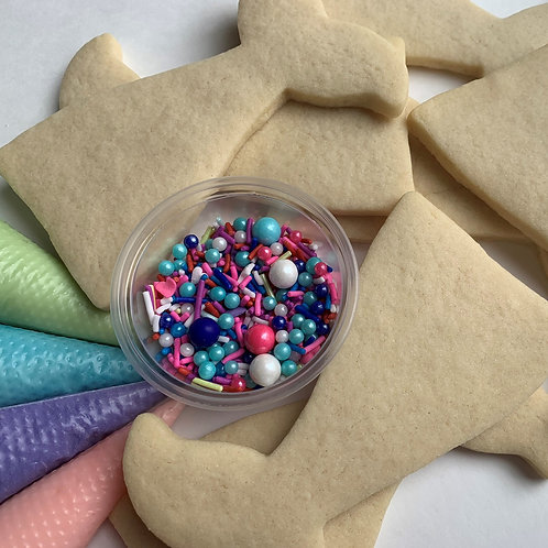 Mermaid Tails Decorating Kit