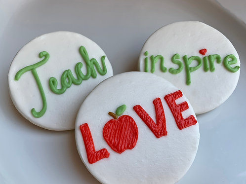 Teach, Love, Inspire  -  $13+