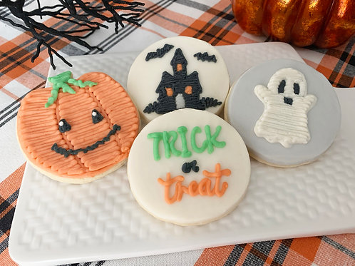 Trick or Treat House - $14+