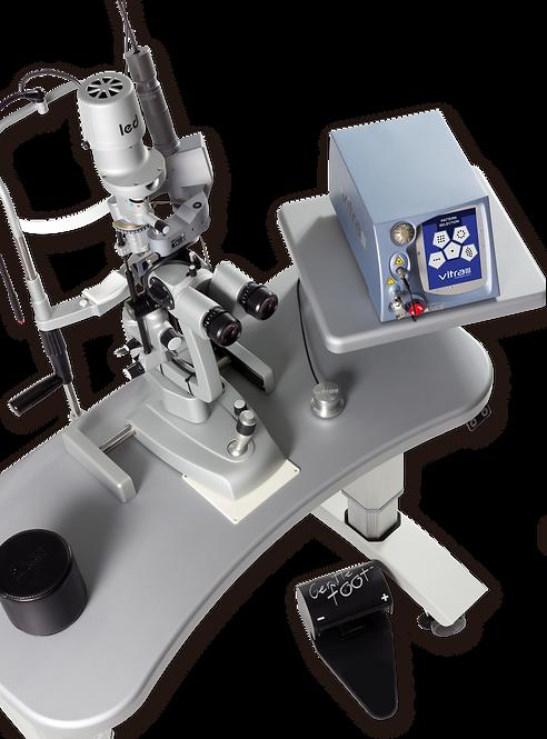 Quantel Vitra Multispot Laser System