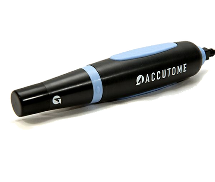 Accutome B-Scan Pro.