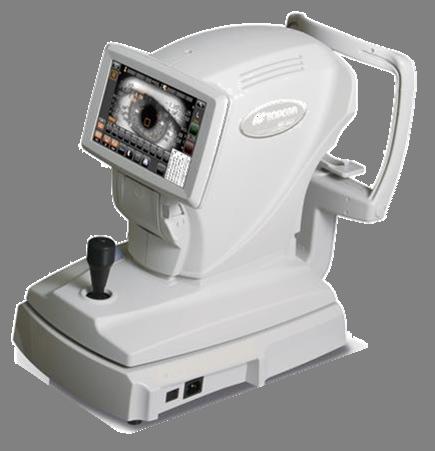 Topcon Auto-Refractor/Keratometer KR-800S