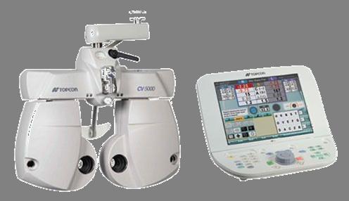 Topcon Digital Refraction System CV-5000