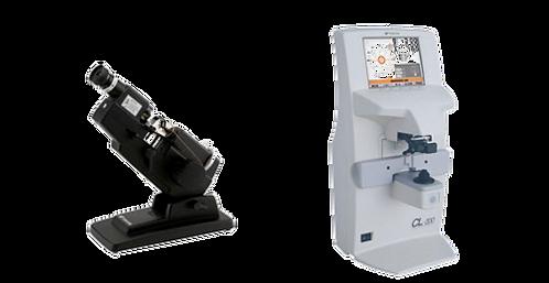 Topcon Manual and Digital Lensmeters