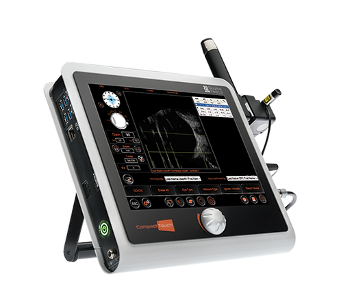 Quantel Compact Touch 3 in 1 Ultrasound System