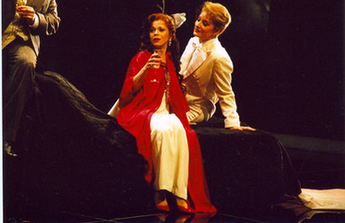 Deutsche Oper, Flora, La Traviata