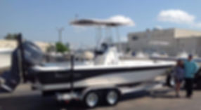 Fort Myers Fishing Charter Boat