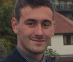 Jacob Mear, a new PhD student joins the NW2URC team