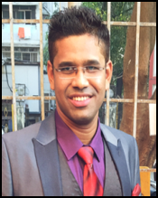 Abhishek Kharawatkar, a new PhD student joins the NW2URC team
