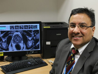 "Wrexham Maelor Specialist (Mr Iqbal Shergill) Contributes To ""Game Changing"" Prostate Cancer Study"