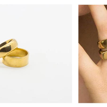 Nouveauté bijoux créateur | Les Bagues Eris