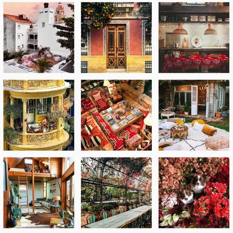 Lifestyle boheme | Les comptes Instagram boho à suivre pour être inspiré au quotidien !