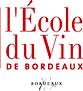 École du Vin de Bordeaux logo