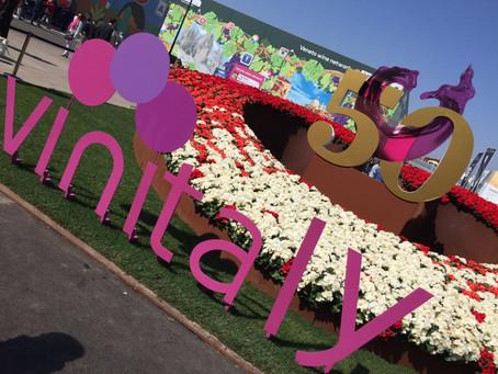 Vinitaly 2016 – Fresh boost for the Italian wine fair.