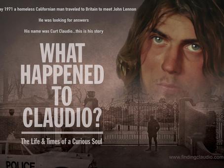 Finding Claudio - New Trailer!
