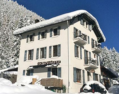 Gite du belvedere, Argentiere, Chamonix-Mont Blanc
