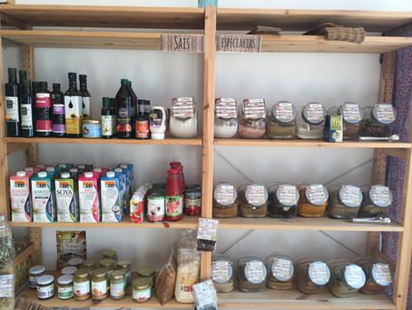 Menina Bio, a mercearia biológica e a granel em Vila do Conde