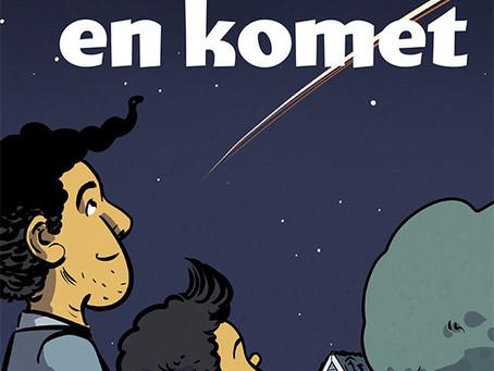 Ali ser en komet