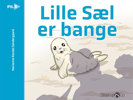 Lille sæl er bange