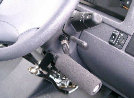 Hand Controls – Should you go Electronic?