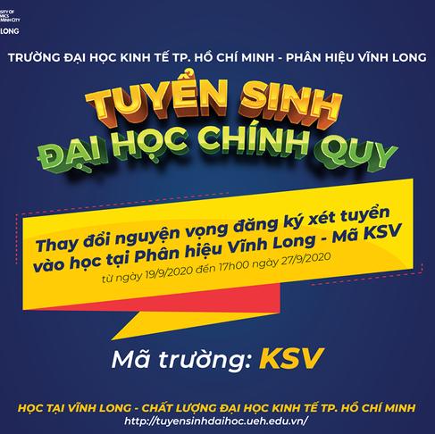Cơ hội Sở hữu Bằng Cử nhân Chính quy Trường Đại học Kinh tế TP. Hồ Chí Minh (UEH)