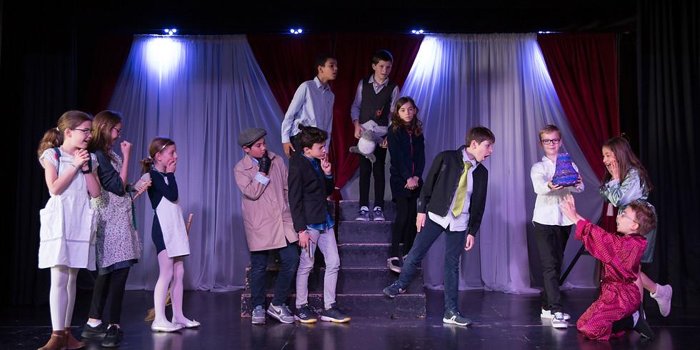 Stage théâtre enfant