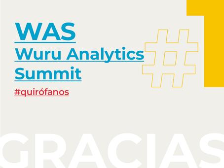 Wúru Analytics Summit: lo que quedó del encuentro