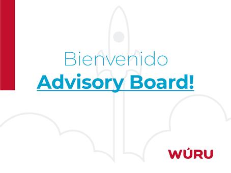 ¡Bienvenido Advisory Board!