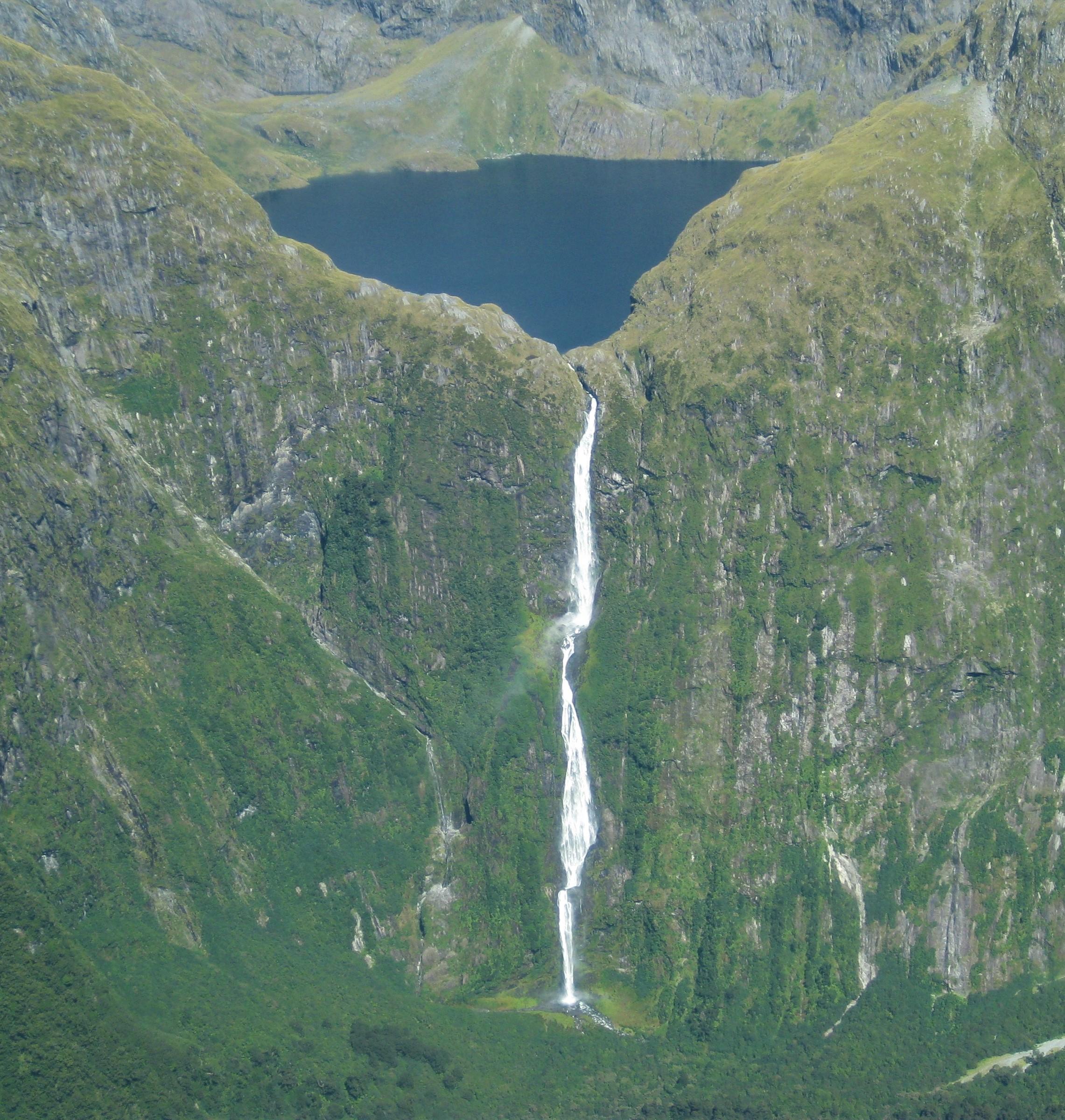Lake hanging