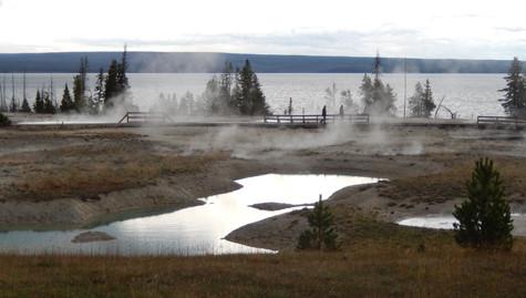 YS lake