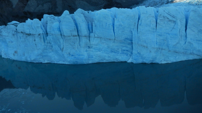Glacier blue LS
