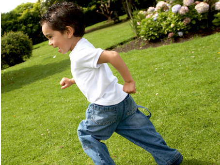 The Significance of Getting Active from a Young Age