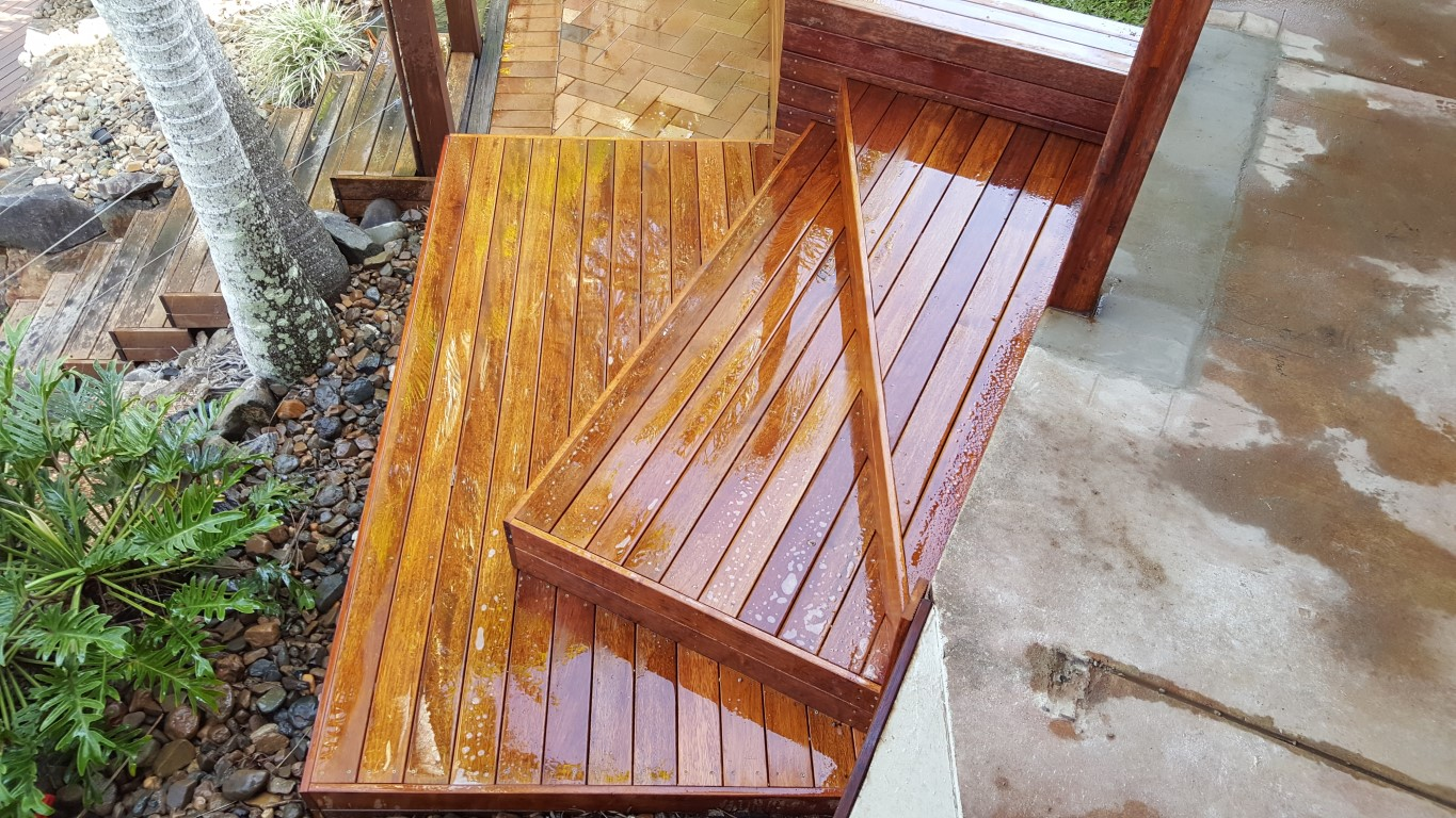 Deck Steps Gold Coast
