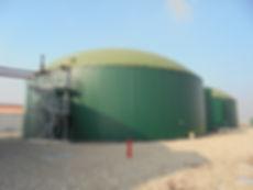 Impianto a biogas 500 kW