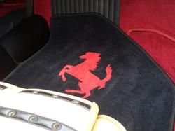 1974 Ferrari Dino done by Antonio Details