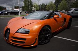 Bugatti Vitesse done by Antonio Details