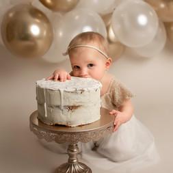 Rustic Heart Photography - Cake Smash -4