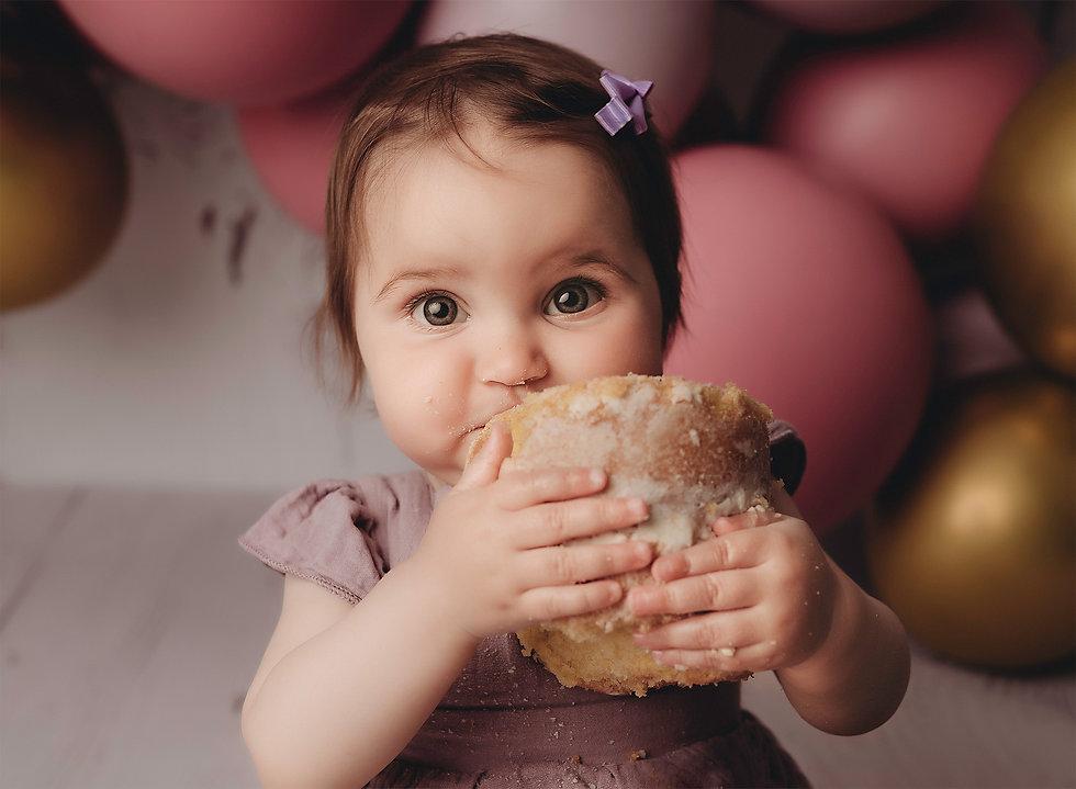 Rustic Heart Photography - Cake Smash -2