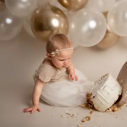 Rustic Heart Photography - Cake Smash -5