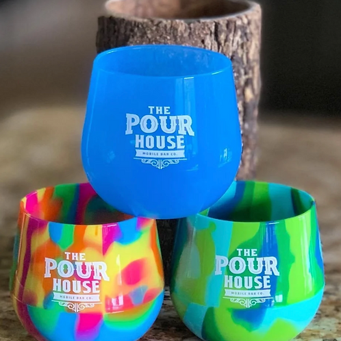 Silicone Pour House Cups