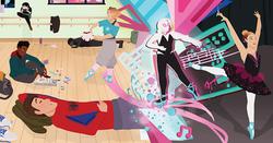 spiderverse zine - cancelled