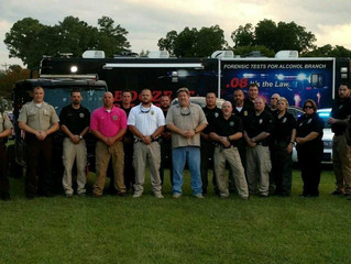 Vanceboro's annual National Night Out-2017